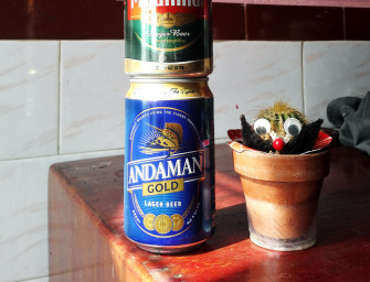 365 Drinks: #265 Andaman Gold Lager (Myanmar)