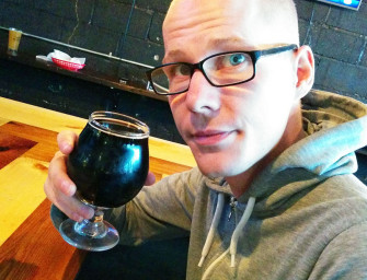 365 Drinks: #337 Baffin Brewing's Bob Barley Coffee Stout (USA)