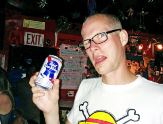 365 Drinks: #357 Pabst Blue Ribbon (USA)